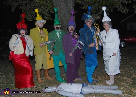 Group Halloween costume ideas