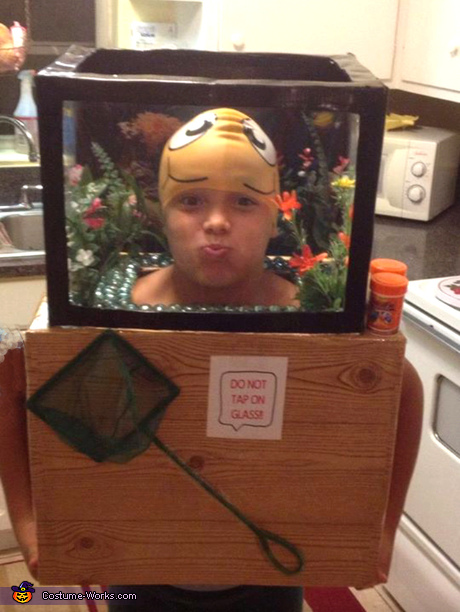 fishtank costume - Halloween Box Costumes