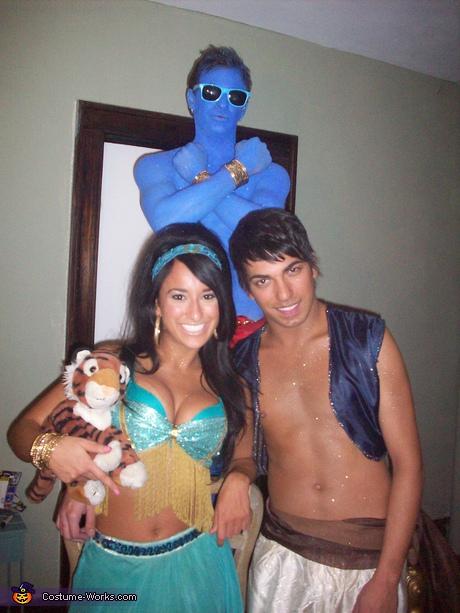 Aladdin Character Costumes