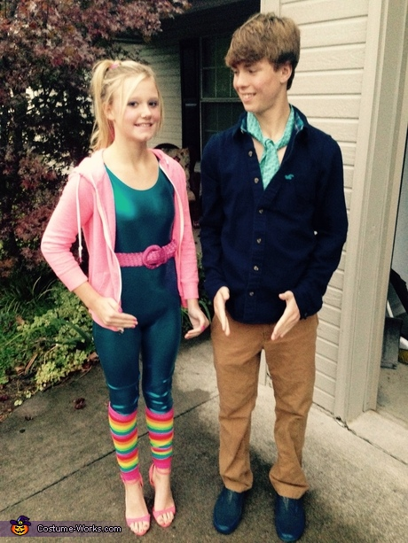 Ken & Barbie Costume