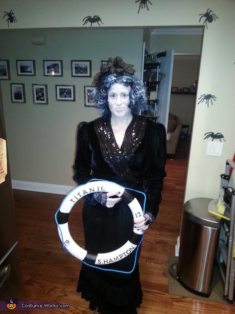 Maiden Voyage Costume