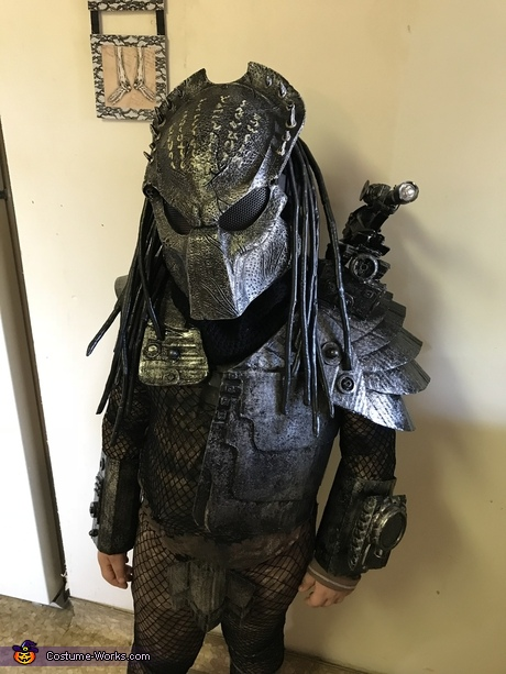 Mini Predator Costume