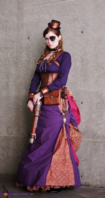 Steampunk Assassin
