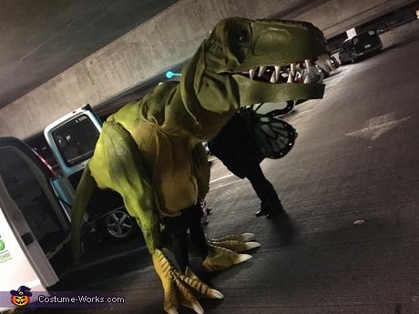 T-Rex Costume
