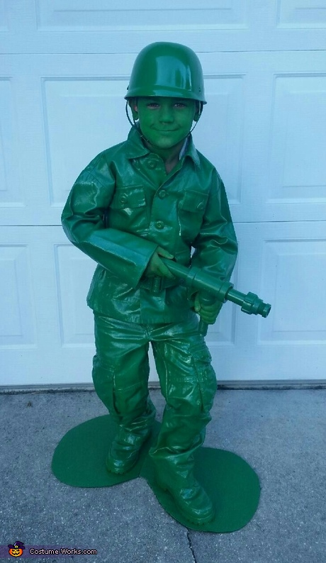 Toy Soldier from Toy Story Costume