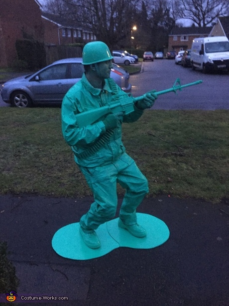 Toy Story Army Man Costume
