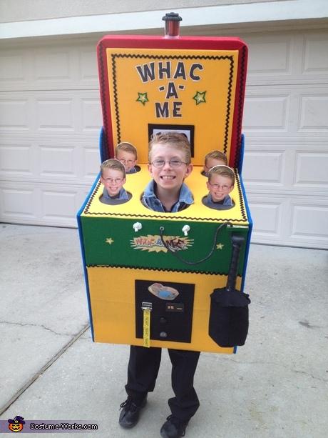 Whac-a-Me Halloween Costume