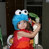 Photo #4 - If Elmo & Cookie had a child...