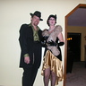 Photo #1 - 1920's Flapper and Gangster