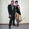 Photo #2 - 1920's Flapper and Gangster