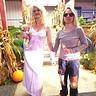 Photo #1 - Lauren as Courtney and Bree as Kurt!