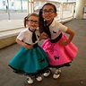 Photo #1 - 50s Sock Hop Girls