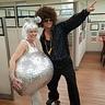 Photo #1 - 70's Disco Ball and Disco Dude