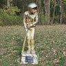 Photo #1 - A Baseball Trophy