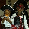 Photo #1 - 'A Little Pirate Pizazz ' Prince Landon Amir and Princsss Jurnee Kate