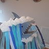Photo #7 - A Shark Coming out of a Tidal Wave