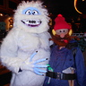 Photo #1 - Abominable Snowman and Yukon Cornelius