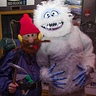 Photo #2 - Abominable Snowman and Yukon Cornelius
