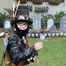 Photo #1 - Abraham Lincoln, Steampunk Vampire Hunter