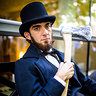 Photo #1 - Abraham Lincoln: Vampire Hunter