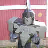 Photo #2 - Achilles the Robot Warrior