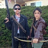 Photo #2 - Action Heroes, The Terminator, Katniss Everdeen