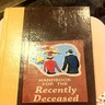 Photo #9 - Handbook for the recently deceased aka my purse