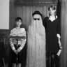 Photo #2 - Pugsley (and The Thing!), Cousin Itt and Wednesday