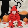 Photo #2 - Aiden as a devil, but is sweet as pie!