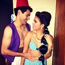 Photo #1 - Aladdin and Jasmine