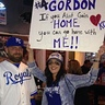 Photo #1 - Gordon and his Loyal Royals Fan