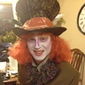 Photo #8 - Mad hatter, orange eyebrows too