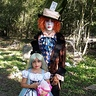 Photo #3 - Alice in Wonderland & Mad Hatter