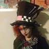 Photo #4 - Mad Hatter Good Side verses the Dark Side Close Up