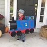 Photo #3 - It's a great day to be Thomas the Train