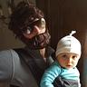 Photo #2 - Allen and Baby Carlos