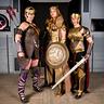 Photo #1 - Amazons from Wonder Woman