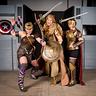 Photo #2 - Amazons from Wonder Woman