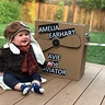 Photo #1 - Avie the Aviator as Amelia Earhart