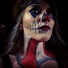 Photo #1 - American Horror Story Scary Skull Clown