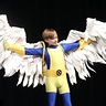 Photo #2 - Angel from X-Men