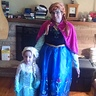 Photo #1 - Anna and Elsa