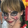 Photo #2 - Annabelle-makeup closeup