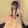Photo #1 - emma aka annabelle sitting in the corner
