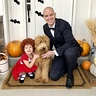 Photo #1 - Annie, Daddy Warbucks and Sandy the dog