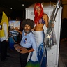 Photo #2 - Ariel with bob Ross :)