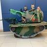 Photo #1 - Army Tank