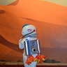 Photo #4 - Exploring Mars!