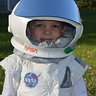 Photo #5 - One happy astronaut!