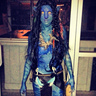 Photo #2 - Female Na'vi on the loose!